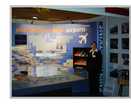 Atkins Exhibition Stand