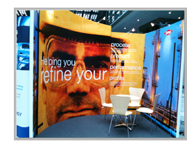 Dow Exhibition Stand
