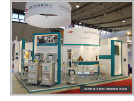 Safechem Exhibition Stand